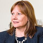 Portrait of Mary Barra